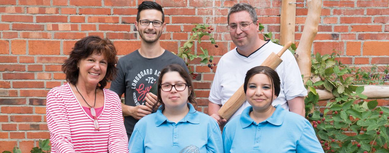 Das Küchen-Team